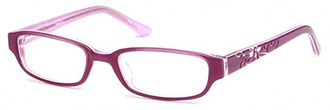 childrens cute prescription rx able eye glasses frames in pink