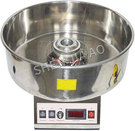 Máquina máquina de algodón de caramelo comercial eléctrico de la ...