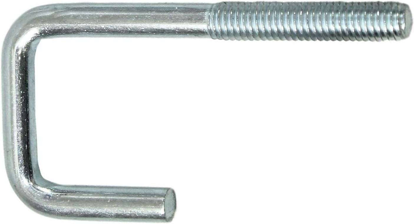 SN-TEC Sturmhaken//Lukenhaken 2, L/änge: 30mm /Überwurf verzinkt mit /Öse L/änge von 30 bis 500mm zur Auswahl Mengen- und L/ängenauswahl m/öglich