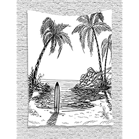 61es%2BXdjjuL._SS450_ Beach Tapestries and Coastal Tapestries