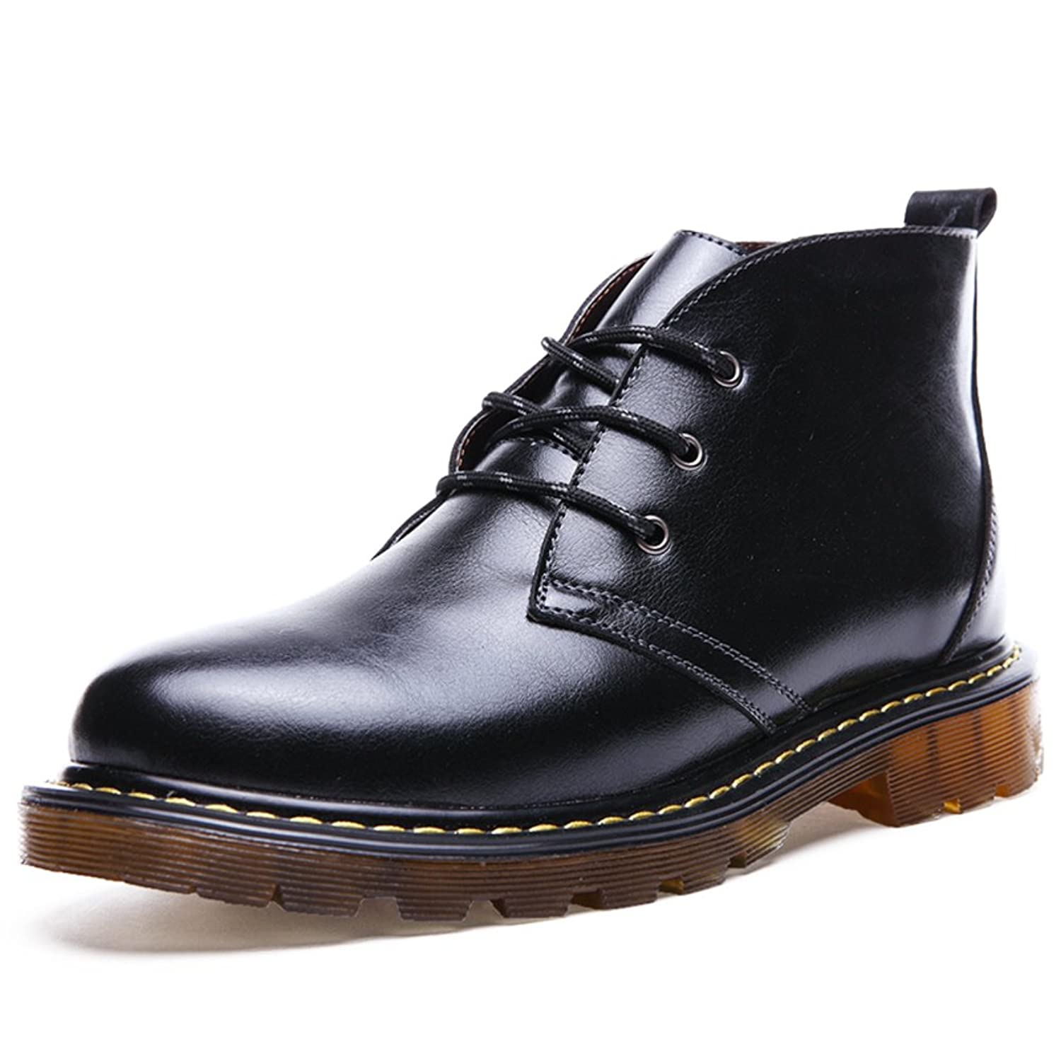 Martin boots/Autumn leisure shoes/England-style short boots/ boots/Youth retro shoes/ big boots/working boots