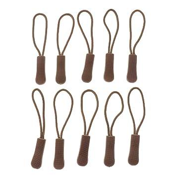 10x Reißverschlußanhänger Zipper Reißverschluß Anhänger Reparatur Zipper