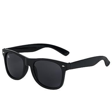 a4e583a36d85 Fizan FZ 1012 C3 Blue Mirror Polarized Wayfarer Sunglasses Blue Best ...
