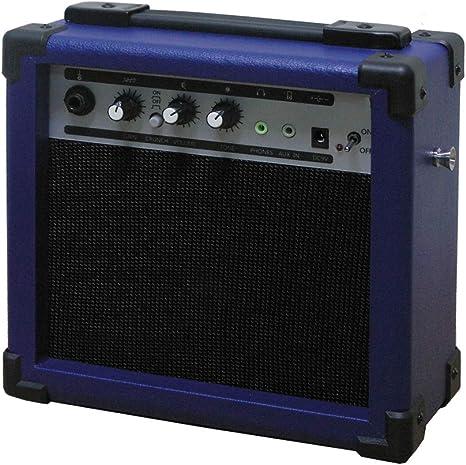 Amplificador para guitarra AMPA1BABL: Amazon.es: Instrumentos ...