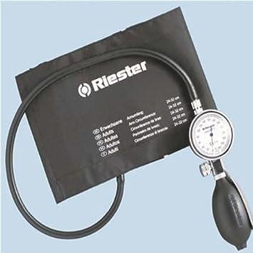 Tensiómetro aneroide Minimus II manguito para obesos: Amazon.es: Salud y cuidado personal