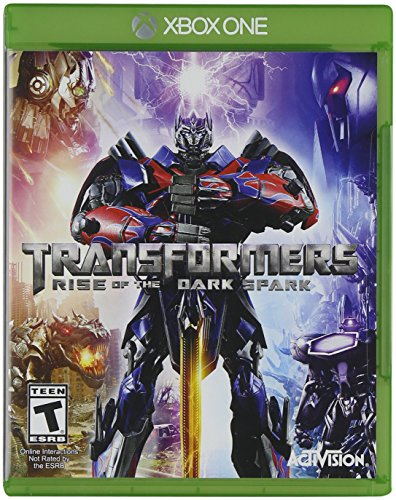 Price comparison product image Transformers Rise of the Dark Spark - Xbox One