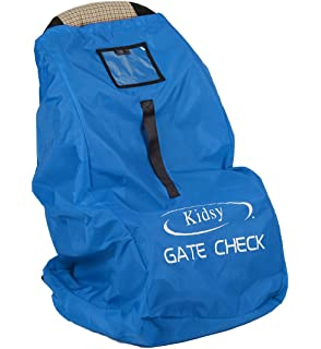 Car Seat Travel Bag HEAVY DUTY Best Gate Check For Air Carry Your