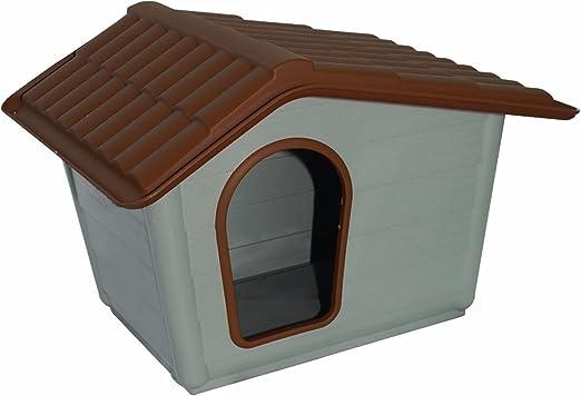 Casette Per Gatti Da Esterno.Cuccia Per Cani Gatti Sprint Mini Casetta Da 2 8 Kg Cuccioli Giardino Smontabile Amazon It Giardino E Giardinaggio