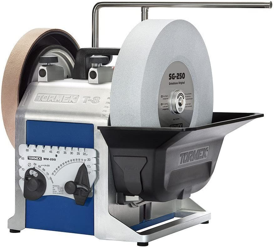 best drill bit sharpeners: Tormek Sharpening System Ultimate Plus TBP805 T8