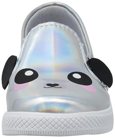 c9c45933240 Tênis Slip on Panda Holográfico