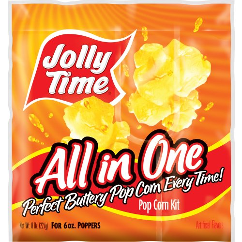 6 oz all in one popcorn - 1