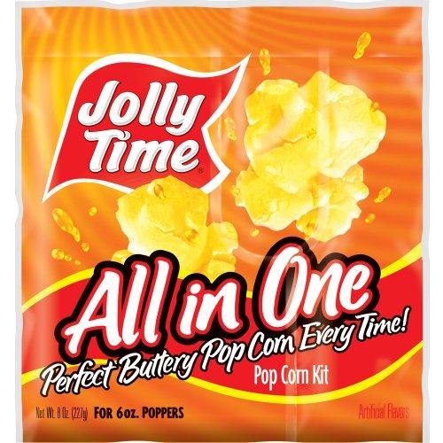 popcorn packets 8 oz - 7