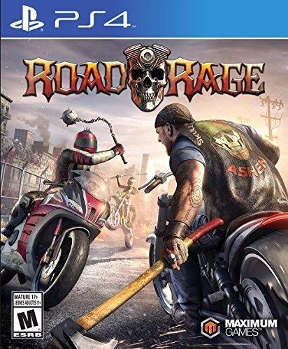 Road Rage - PlayStation 4