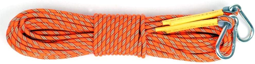 mementoy - Cuerda de Seguridad para Escalada Exterior, Cuerda ...