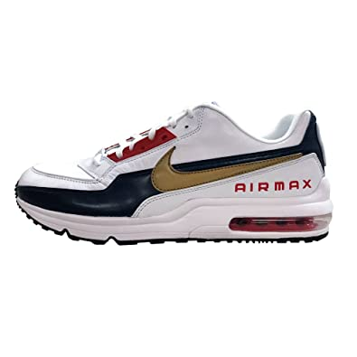 6247c3066a Amazon.com | Nike Mens Air Max LTD Sneakers New, White Gold Navy  USA/Olympic 695484-186 sz 9 | Fashion Sneakers