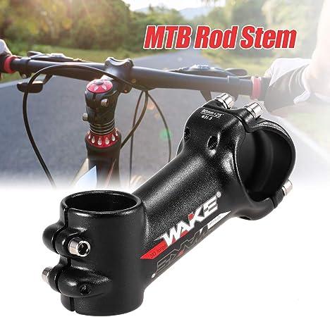 Aluminium alloy MTB Mountain Road Bike handlebar stems Bicycle 7° Stem 31.8*80mm