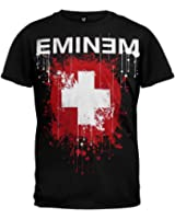 Bravado Eminem Men's Splattered Recovery T-shirt