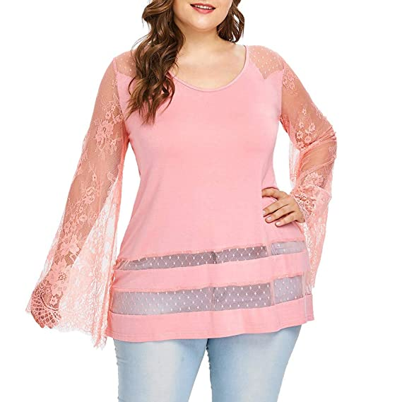 4a41cce1d Blusas de Mujer Camisa de Manga Larga Otoño del Casual Blusas Manga ...