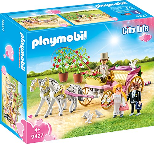 PLAYMOBIL® Wedding Carriage Multicolor