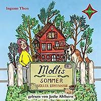 Mollis Sommer voller Geheimnisse Hörbuch von Ingunn Thon Gesprochen von: Jodie Leslie Ahlborn