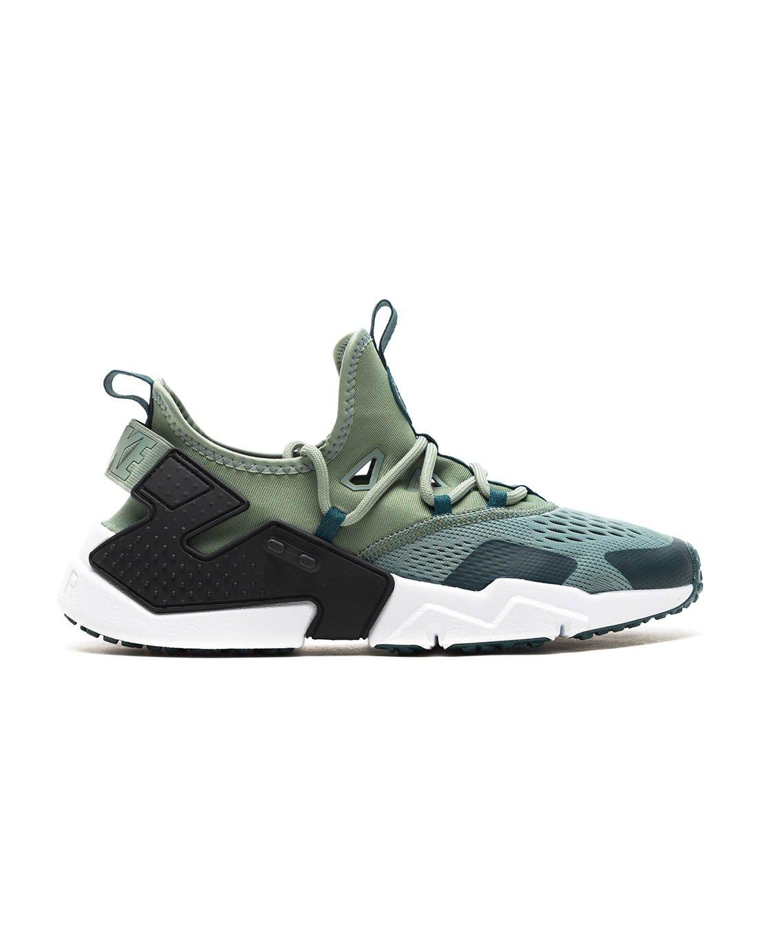 pretty nice 43069 3688d Galleon - Nike Mens Air Huarache Drift Breathe Textile Clay Green Deep  Jungle Black Trainers 10 US