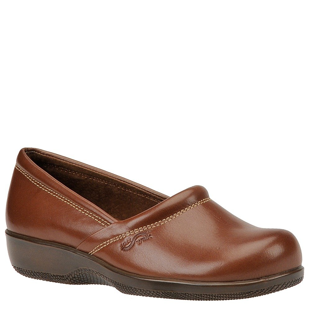 SoftWalk Women's Adora Cognac Veg Calf 9.5 S