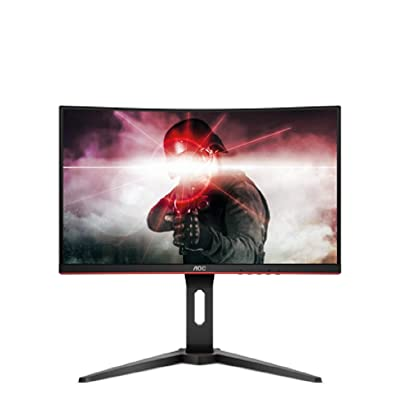 "AOC C24G1 24"" Curved Frameless Gaming Monitor"