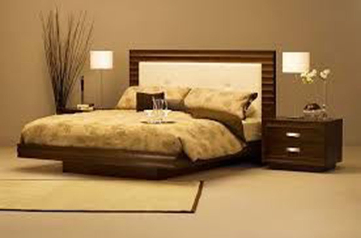 Kingstown Furniture King Size Bed Brown And White Colour With Storage Amazon In Home Kitchen