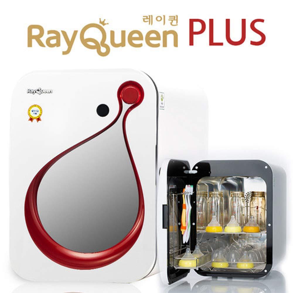 RayQueen Bottle Sterilizer JHS-400PLUS 99.9% Sterilization 哺乳瓶消毒器 99.9%殺菌 110V EMS (海外直送品) (Wine)  Wine B0795PPXS4