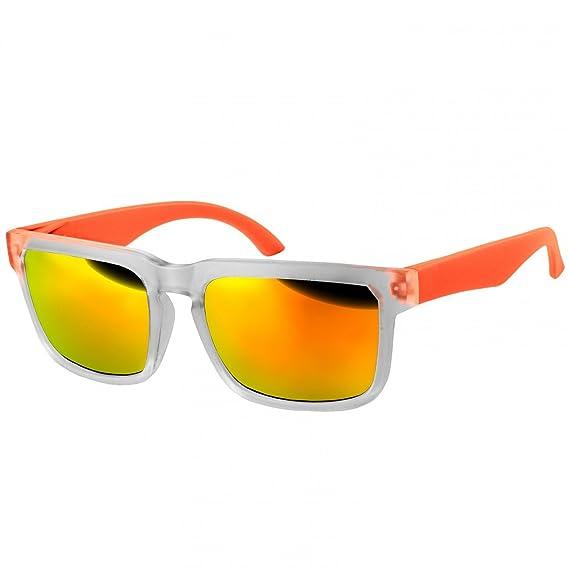 Caspar SG018 Gafas de Sol Retro Unisex con Montura Opacada ...