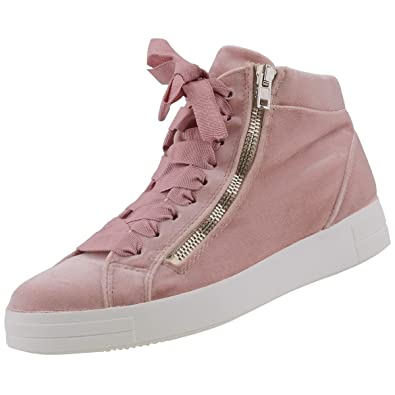 Tamaris Damen High Top Sneaker Rosa: : Schuhe