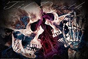 Till Death by Daveed Benito Cool Wall Decor Art Print Poster 36x24