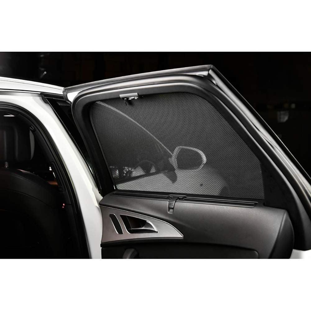 Set de Car Shades compatible avec BMW 1-Serie E87 5 portes 2004-2011