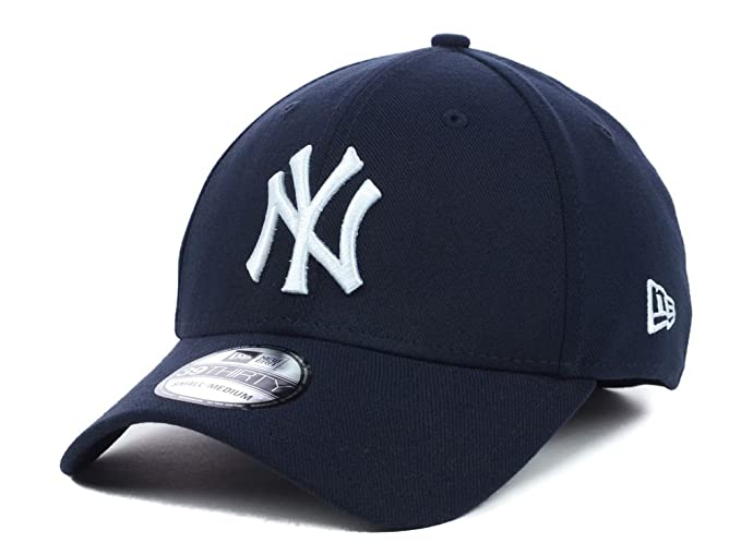 New Era MLB Team Classic 39Thirty New York Yankees Game Men s Hat 10975804  ... aa50665420d