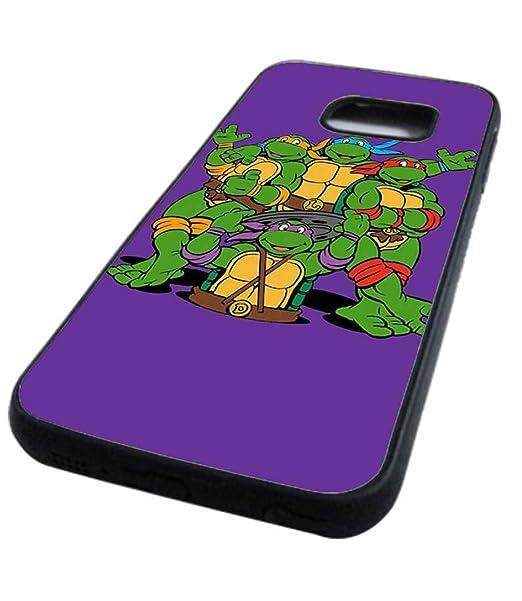 Carcasa para Samsung Galaxy S6 Ninja Turtles dibujos ...