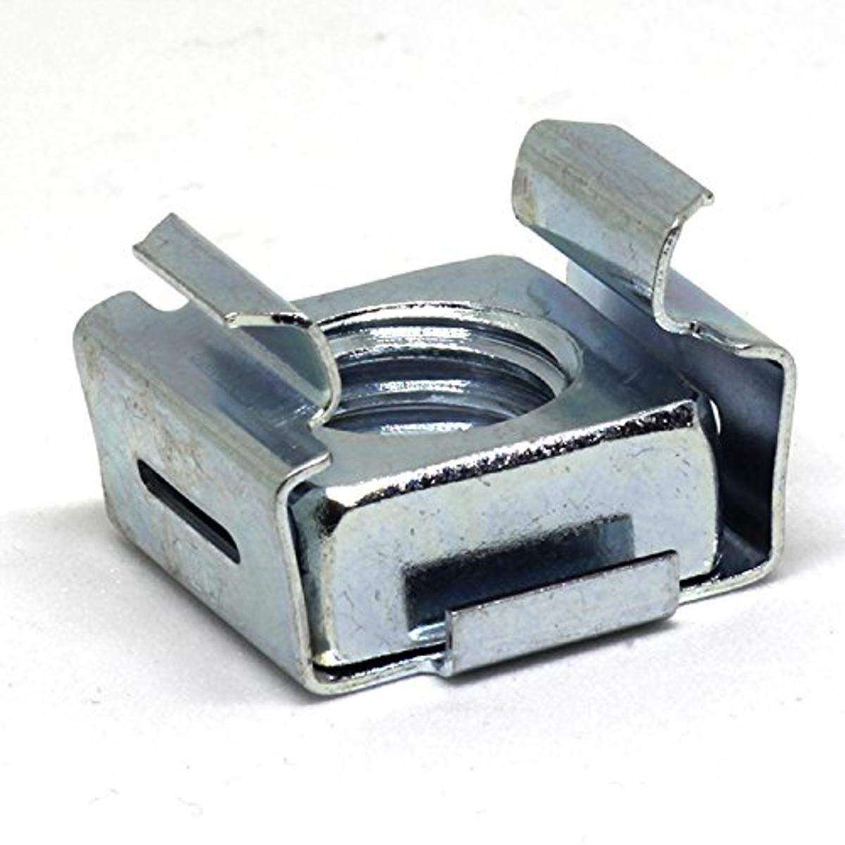 Pack of 10 Steel 3//8-16 Advance Components ADVD7957-3816-3B Cage Nut Silver