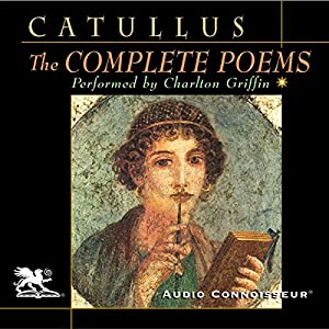 Catullus: The Complete Poems Audiobook