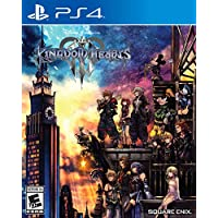 Deals on Kingdom Hearts III for PS4