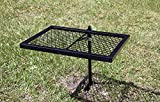Texsport-Heavy-Duty-Barbecue-Swivel-Grill-for-Outdoor-BBQ-over-Open-Fire