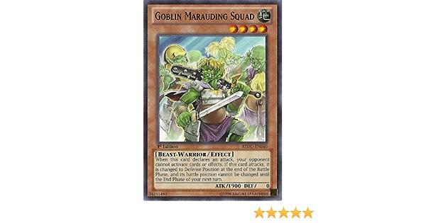 U New Goblin Marauding Squad REDU-EN040 Short Print Common Yu-Gi-Oh Card