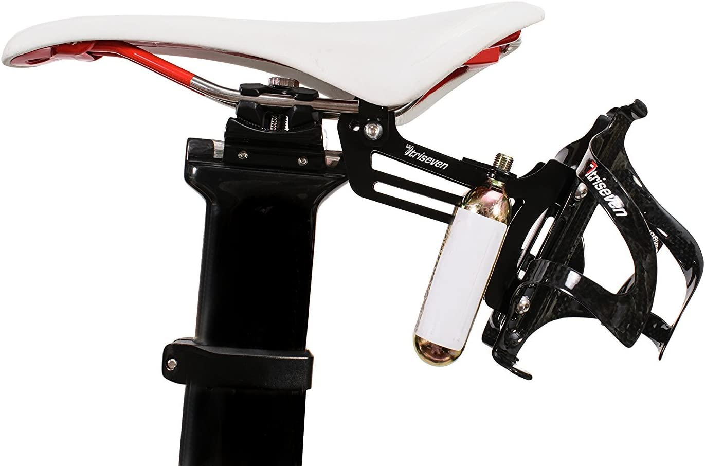 TriSeven Premium Cycling Saddle Cage Holder