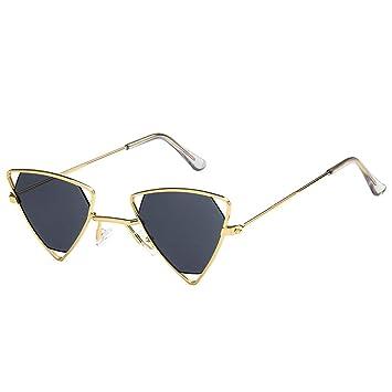 CJJC Moda Vintage Women s Diamond Design Gafas de Sol ...