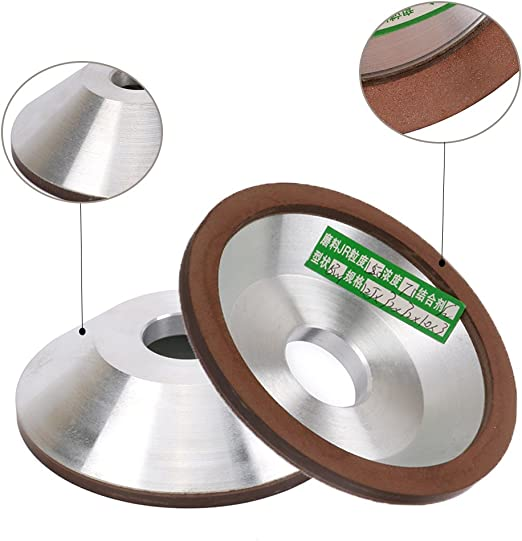 """Cup Shaped Diamond Grinding Wheel for Carbide Cutter Angle Grinder 3/"""" 4/"""" 5/"""" 6/"""""""