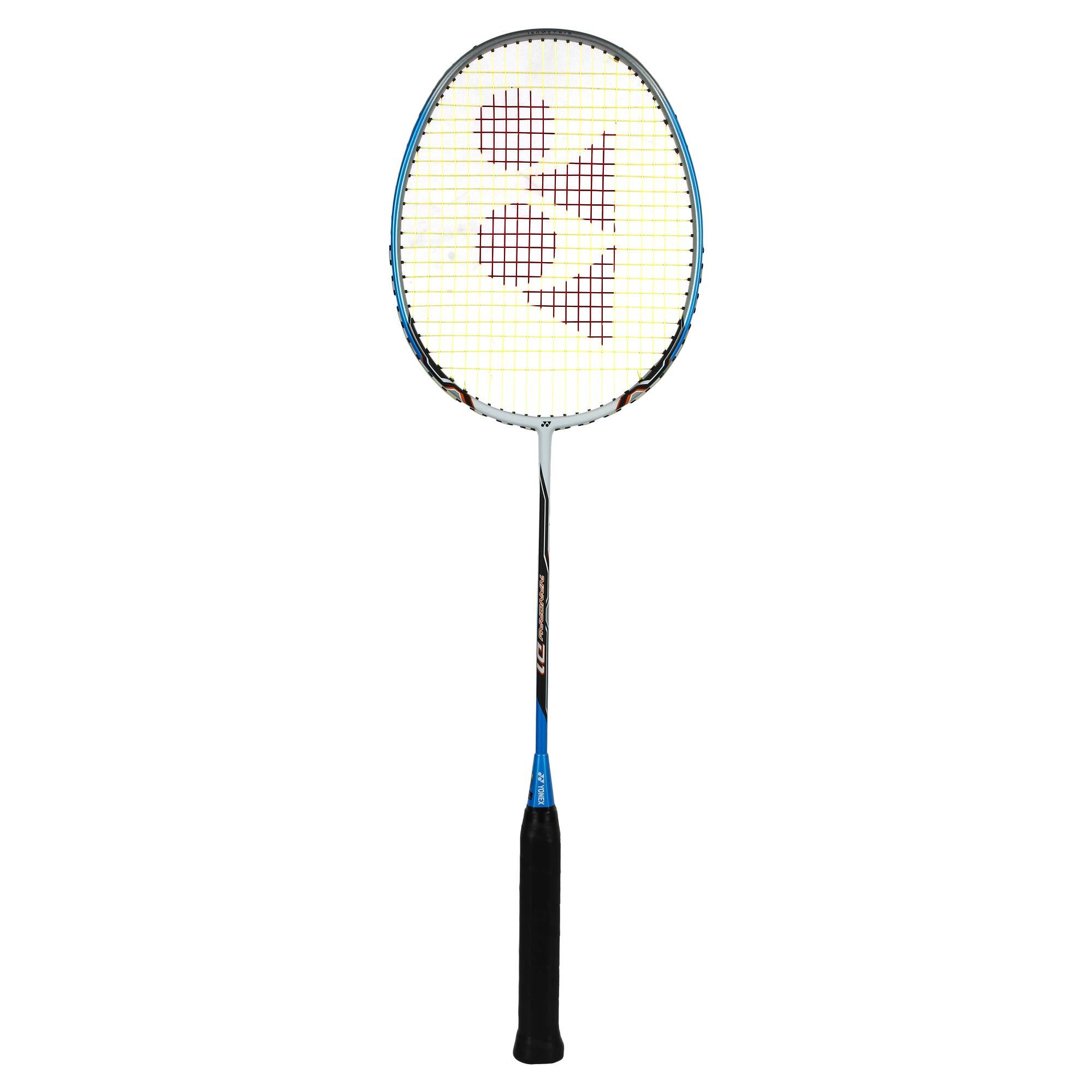 Yonex 3U-G4 Nanoray D1 Badminton Racquet (Blue/White)