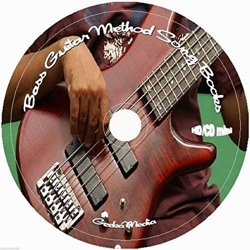 Bass Guitar Method and Music learn to play how to 30 books & lyrics