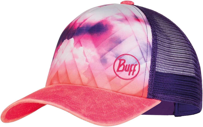 Buff Ray Gorra Trucker, Mujer, Rose Pink, Talla única: Amazon.es: Ropa y accesorios