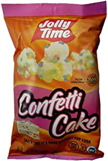 Jolly Time Popcorn Confetti Cake 55 Oz