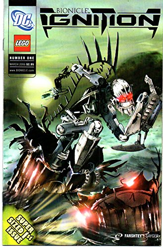 BIONICLE IGNITION #1: MARCH, ()