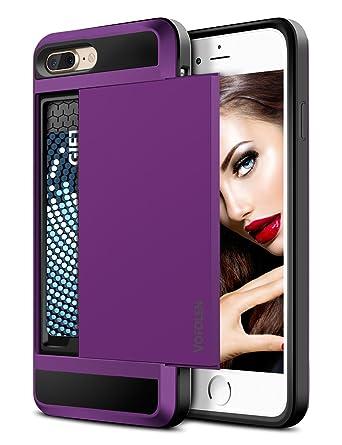 Amazon.com: Vofolen - Funda para iPhone 7 Plus, soporte de ...