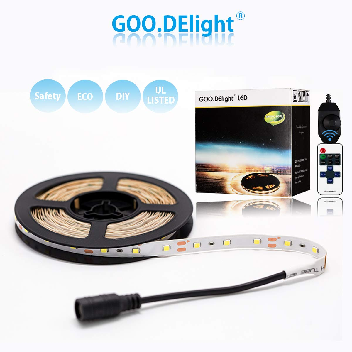Amazon Led Strip Lights Led Tape Lights with Remote Control